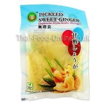 X.O Pickled Ginger White-Japense Style 100g