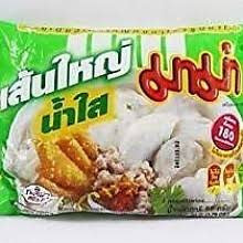 Mama Instant Flat Rice Noodle - Clear Soup - 1 x 50g