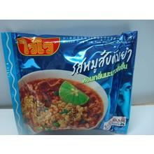 Wai Wai Minced Pork Tom Yum Noodle