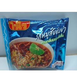 Wai Wai Minced Pork Tom Yum Noodle 60g