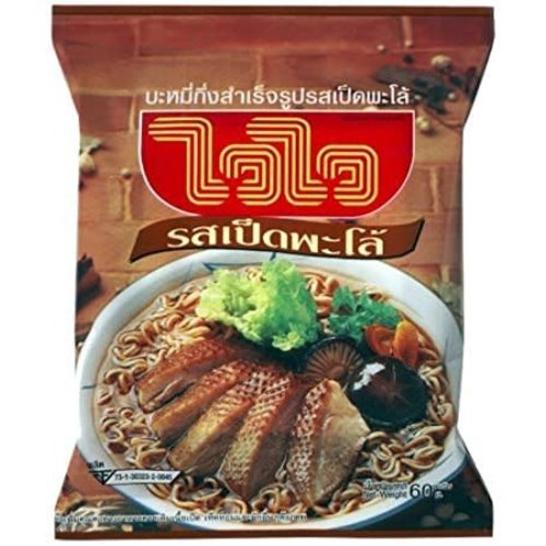 Wai Wai Instant Noodles - Pa-lo Duck  60g