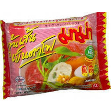 Mama Instant Mung Bean Vermicelli - Yentafo - 1 x 40g