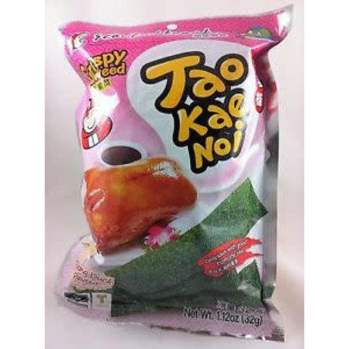 Tao Kae Noi Crispy Seaweed - Peking Duck  32g