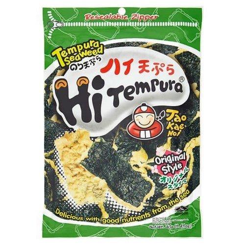 Tao Kae Noi Hi Tempura Seaweed - Original 40g