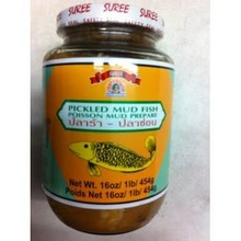 Suree Pickled Mud Fish 454g