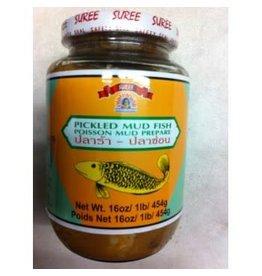 Suree Pickled Mud Fish 454g