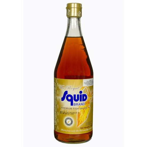 Squid Brand Premium Fish Sauce 725ml