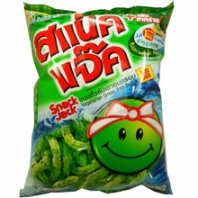 Snack Jack Green Pea Snack - Wasabi Flavour 70g