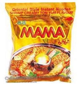 Mama Instant Noodles- Shrimp Creamy Tom Yum 1x 55g