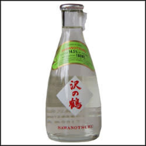 Sawanotsuru Sake 180ml