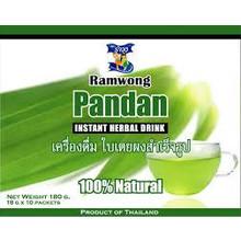 Ramwong Ramwong Pandan Instant Herbal Drink