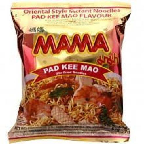 Mama Instant Noodles - Pad Kee Mao 60g