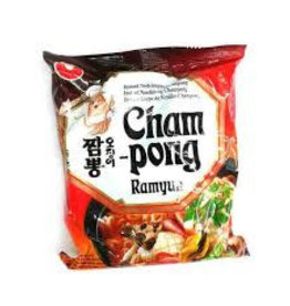 Nongshim Instant Noodles - Champong Ramyun 124g