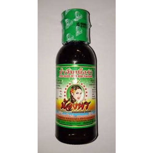 Nongpron Fish Sauce with Beef Flavour 100ml