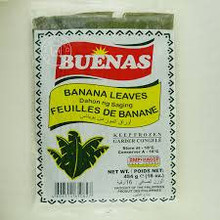 Chang Frozen Banana Leaves 454g
