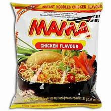 Mama Instant Noodles - Chicken Flavour - 30 x 55g