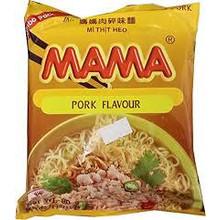 Mama Instant Noodles - Pork Flavour - 30 x 55g