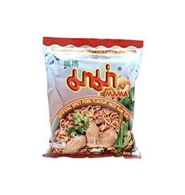 Mama Instant Noodles - Moo Nam Tok Flavour 55g