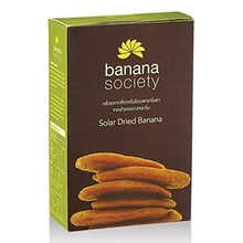 Banana Society *NEW* Solar Dried Banana 450g