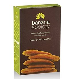 Banana Society Solar Dried Banana 450g