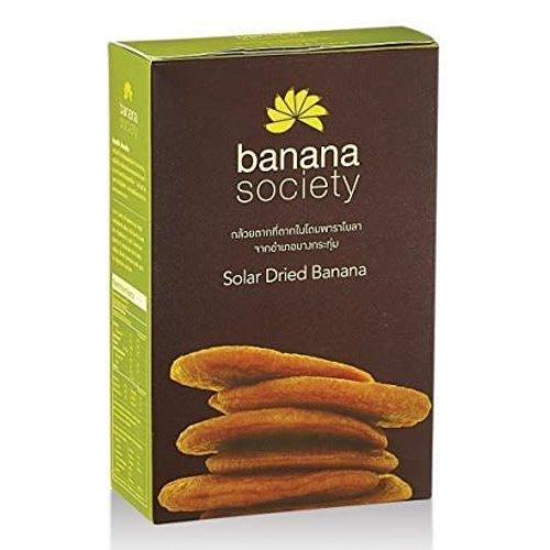 Banana Society Solar Dried Banana 450g