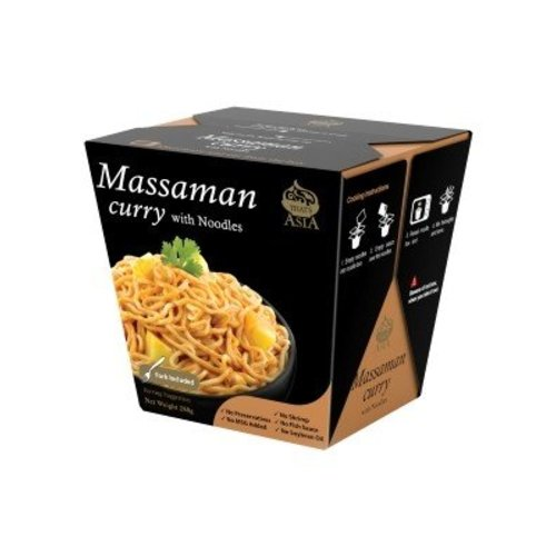 That's Asia Massaman Curry with Noodles