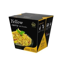 That's Asia Yellow Curry with Noodles