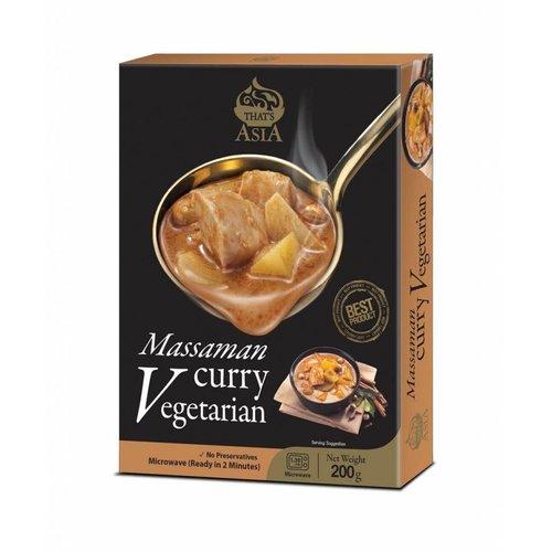 That's Asia Vegetarian Massaman Curry 200g