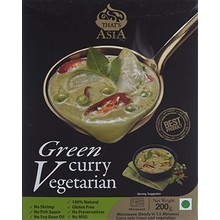 That's Asia *NEW* Vegetarian Green Curry 200g