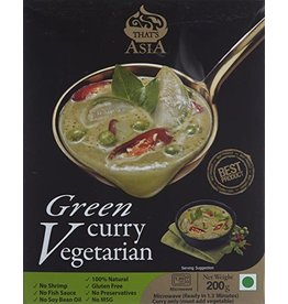 That's Asia Vegetarian Green Curry 200g
