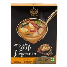 That's Asia *NEW* Vegetarian Tom Yum Soup 200g