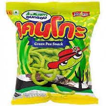 Kenko Green Pea Snack 72g