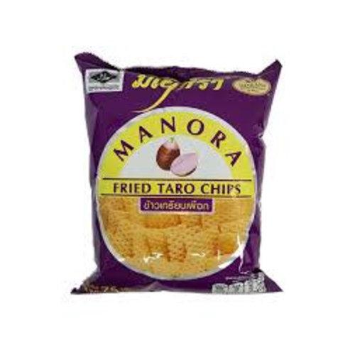 Manora Manora Fried Taro Chips 35g