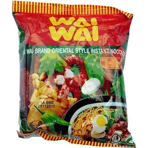 Wai Wai Instant Noodles - Oriental Style 60g