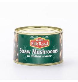 Silk Road Spilt Straw Mushroom 227g