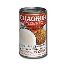 Chaokoh Coconut Milk 48x165ml (Pre-Order)