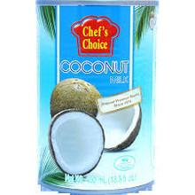 Chefs Choice Coconut Milk 24x400ml (Pre-Order)