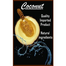 Homemade Coconut Soap 100g