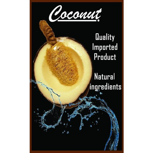 Fruit Me Soap Homemade Coconut Soap 100g