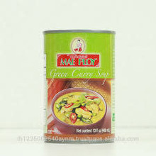 Mae Ploy Green Curry Soup 12x400ml (Pre-Order)