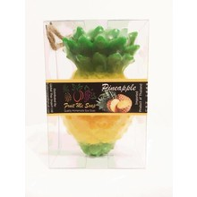 Fruit Me Soap Homemade Pineapple Soap 100g