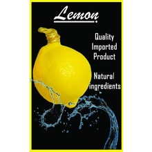 Fruit Me Soap Handmade Lemon Soap 100g