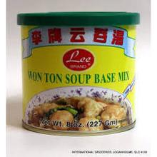 Lee Wonton Soup Base Mix 24x227g (Pre-Order)