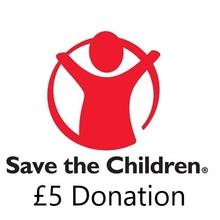 Donation - Save The Children £5
