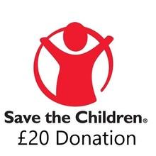 Donation - Save The Children £20
