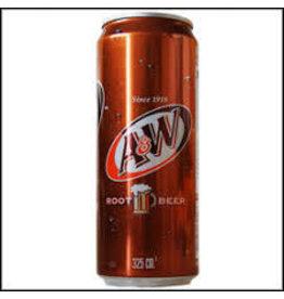 A & W Root Beer 24x325ml (Pre-Order)
