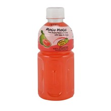 Mogu Mogu Pink Guava Flavoured Drink 24x320ml (Pre-Order)