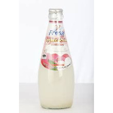 V Fresh Lychee Flavoured Drink 24x290ml (Pre-Order)