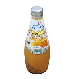 V Fresh Thai Tea with Basil Seed 24x290ml (Pre-Order)