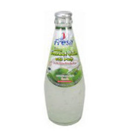 V Fresh Young Coconut Juice with Pulp 24x290ml (Pre-Order)